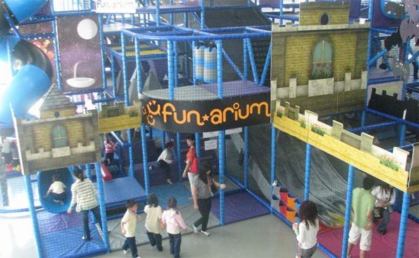 Bangkok Location Map,Location Map of Funarium Bangkok,Funarium Bangkok ...