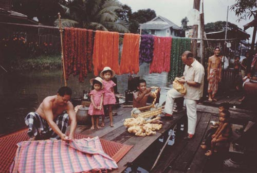 Jim Thompson in Thailand