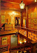 Jim Thompson Museum Bangkok
